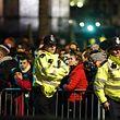 La sécurité lors des festivités du Nouvel An à Londres