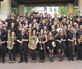 Interregionales sinfonisches Blasorchester Eifel-Ardennen