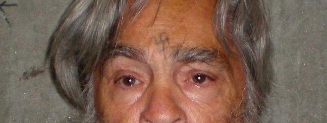 Das vom California Department of Corrections am 05.04.2012 veröffentlichte Foto vom 16.06.2011 zeigt Charles Manson im Gefängnis in Corcoran (USA).