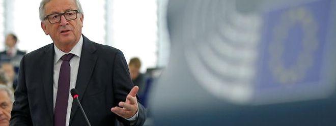 Jean-Claude Juncker stellt den Willen der türkischen Regierung zur EU-Mitgliedschaft in Frage.