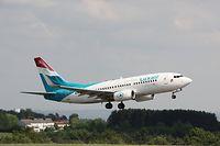 Am heutigen Montag fallen drei Luxair-Verbindungen zwischen Luxemburg und Milan-Malpensa aus.
