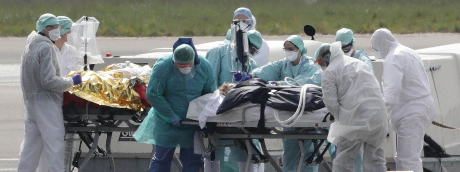Au plus fort de la crise, le Luxembourg avait déjà accueilli onze patients français dans ses hôpitaux. Mais aussi des malades venant d'Allemagne ou d'Autriche.