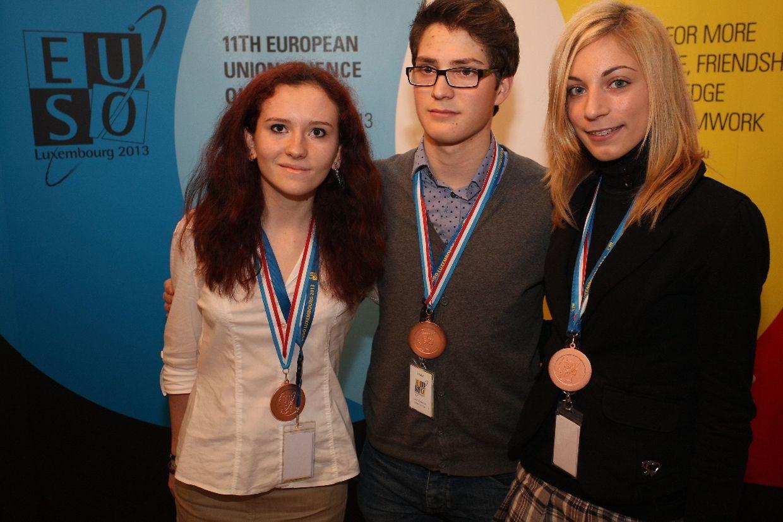 132 Schüler aus 22 Ländern nahmen an der EU-Naturwissenschaftsolympiade teil.