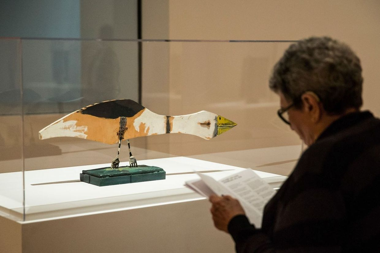 Das Museum of Modern Art in New York widmet Pablo Picassos Skulpturen eine Ausstellung.