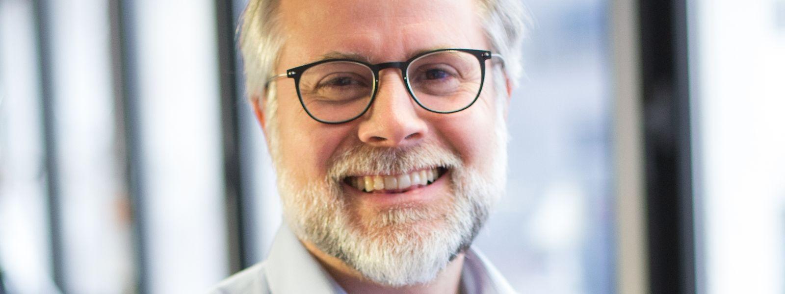 """Digitalchef Christophe Langenbrink: """"Morgens stärker auf Nachrichten ausgerichtet, ab der Mittagszeit bis spät in den Abend mehr Hintergrundgeschichten."""""""