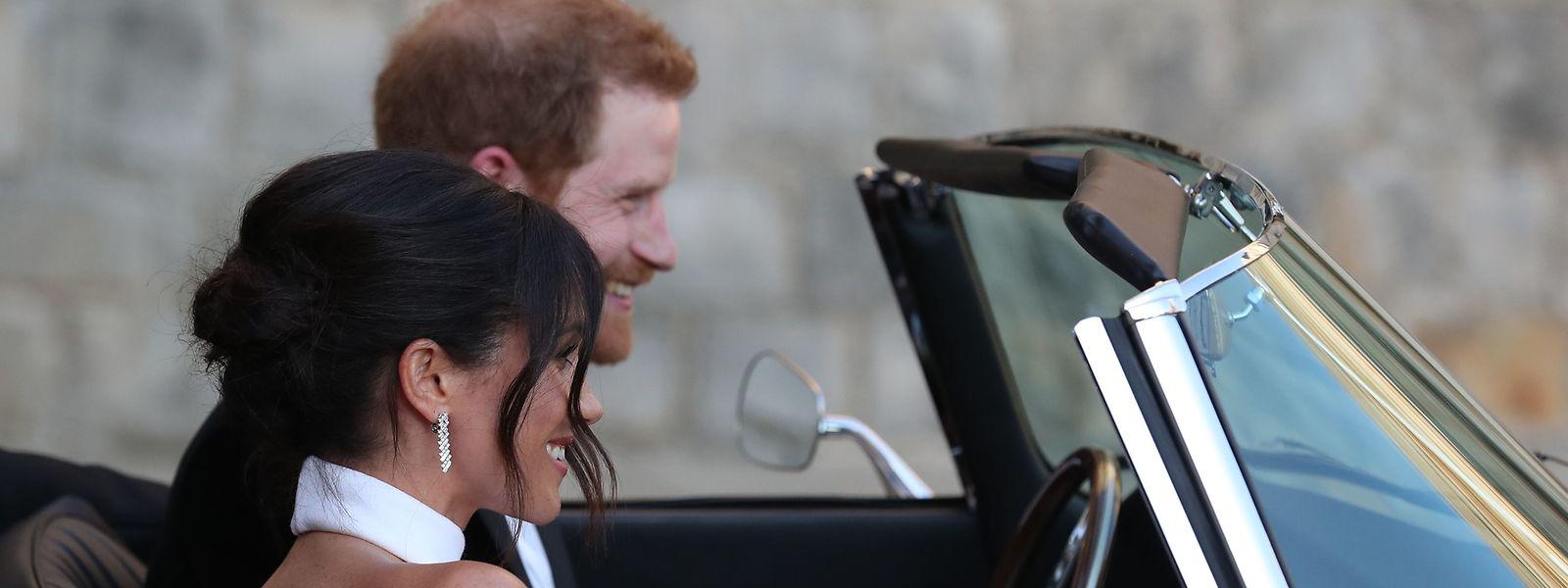 Prinz Harry und seine Frau Meghan werden nicht direkt in die Flitterwochen düsen.