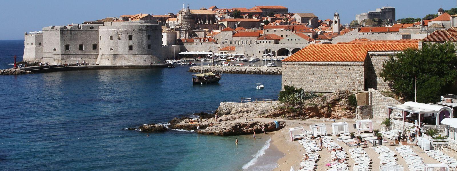 Luxair Tours fliegt jede Woche zweimal nach Dubrovnik. Insgesamt, heißt es bei dem Luxemburger Reiseveranstalter, entwickele sich Kroatien gut.
