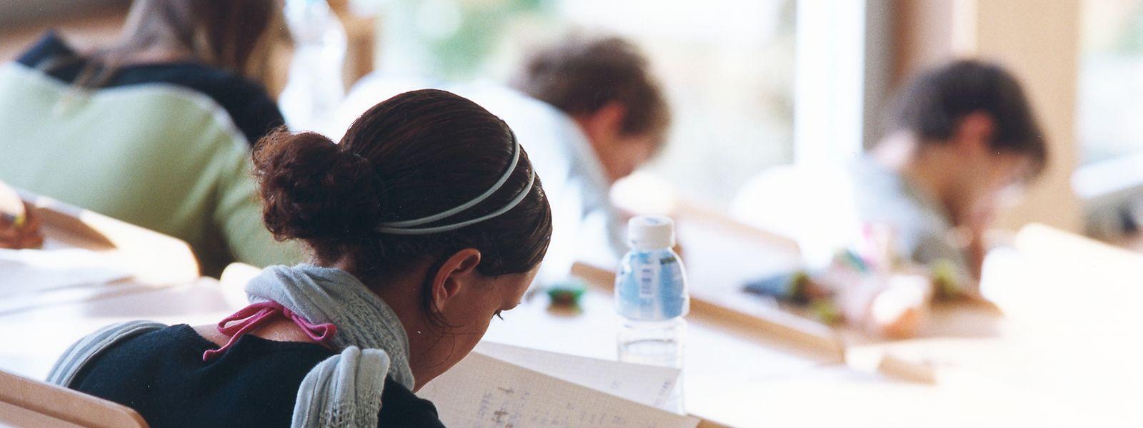 Luxemburg hat in der Pisa-Studie 2018 in allen Bereichen weniger gut abgeschnitten als 2015.