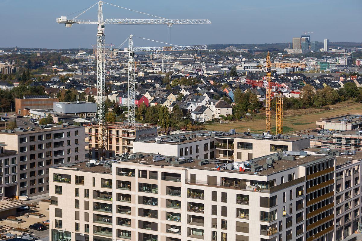 Der Rechnungshof hat vier Säulen der Wohnungsbaustrategie untersucht. Besonders der Mangel einer globalen Strategie wird kritisiert.