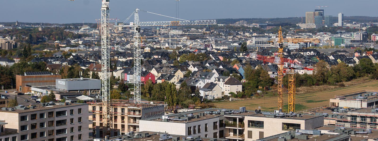 Luxemburg muss Maßnahmen ergreifen, um seine Wohnungsnot in den Griff zu bekommen.