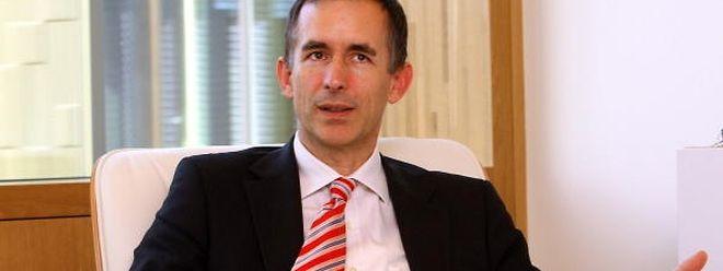 Pit Hentgen war bis Jahreswechsel Direktor der beiden Versicherungsgesellschaften von Lalux.