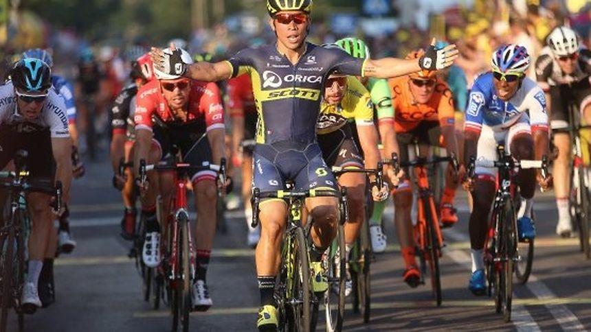Tour de Pologne : Van Poppel devance Sagan et remporte la cinquième étape