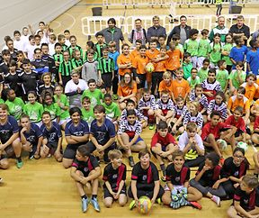 LASEP : Kinderfußball oder Fußball mit Kindern