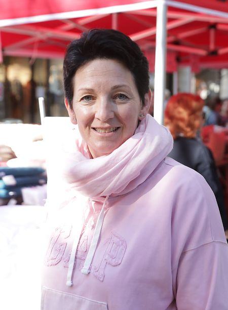 Nathalie Aach will 2020 wieder an der Braderie teilnehmen.