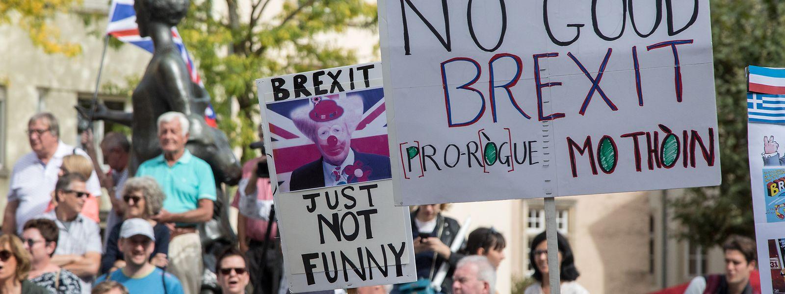 Les ressortissants de Grande-Bretagne résidant au Luxembourg n'espèrent pas grand-chose d'un scrutin qui entérinera le Brexit, selon les sondages.