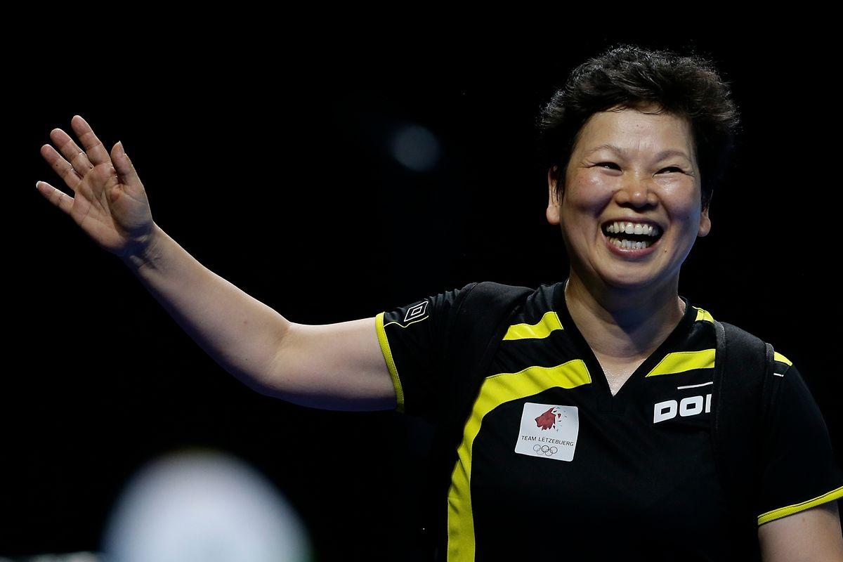 Für Ni Xia Lian sind die Spiele mehr als nur Sport.