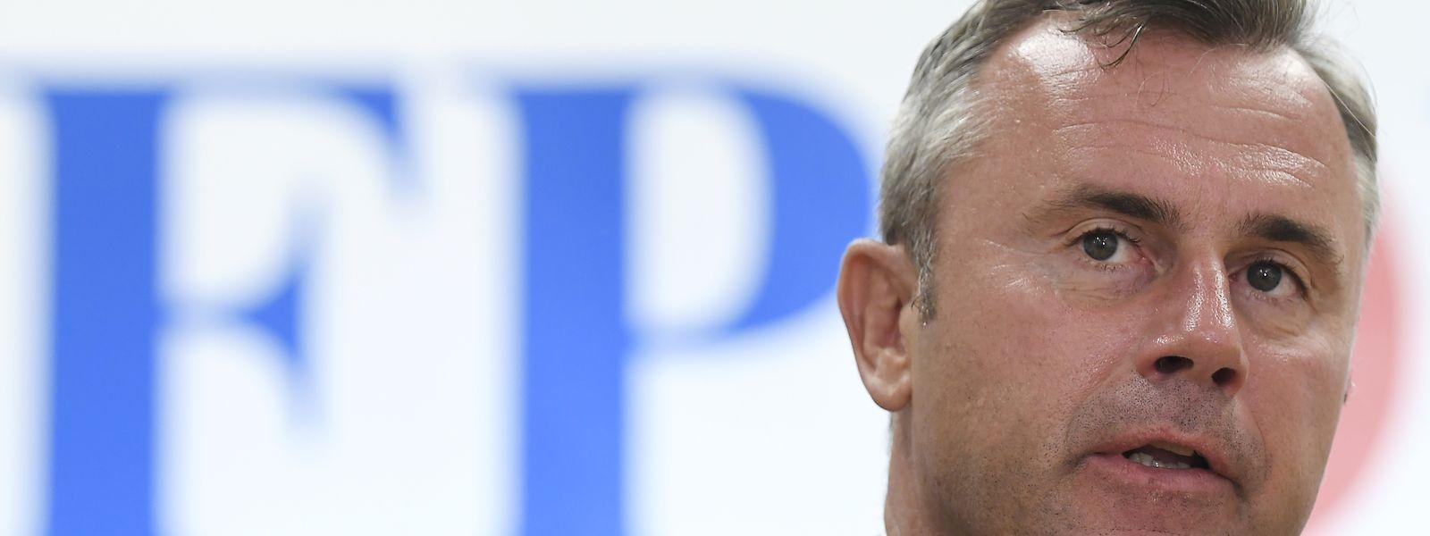 Norbert Hofer, bereits Vorsitzender der FPÖ-Fraktion im Nationalrat, soll am Samstag auf dem FPÖ-Parteitag offiziell zum Parteichef gewählt werden.