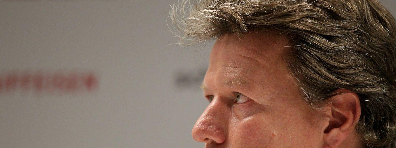 Jeff Saibene wird neuer Trainer in Bielefeld.