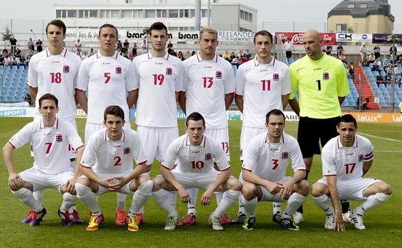 luxemburg nationalmannschaft