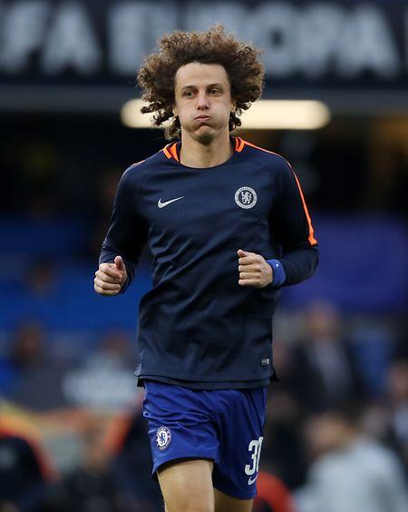 David Luiz a fait le court déplacement de Chelsea à Arsenal.