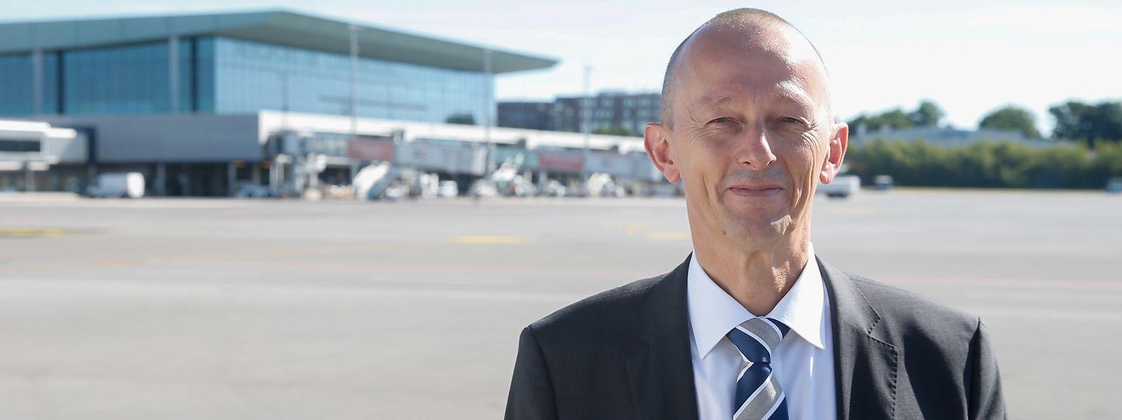 Kehrte dem Findel im Frühjahr 2018 den Rücken: der ehemalige lux-Airport-Geschäftsführer Johan Vanneste.