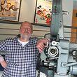 """Dif Differding und seine Kollegen von der """"Ciné Orion Asbl"""" hauchten dem Kino 1997 neues Leben ein."""
