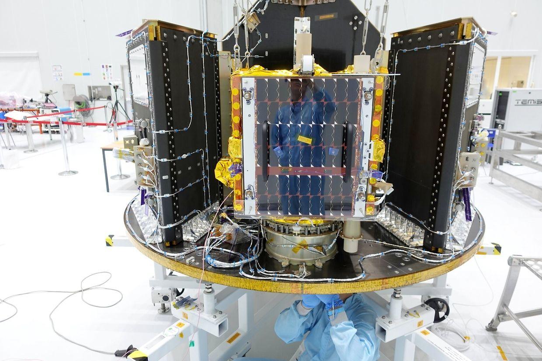 Le microsatellite ESAIL est le troisième engin produit par la firme luxembourgeoise Luxspace