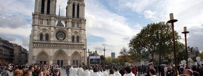 Frankreich versteht sich als laizistischer Staat. Doch ganz so strikt ist die Trennung dann doch nicht.