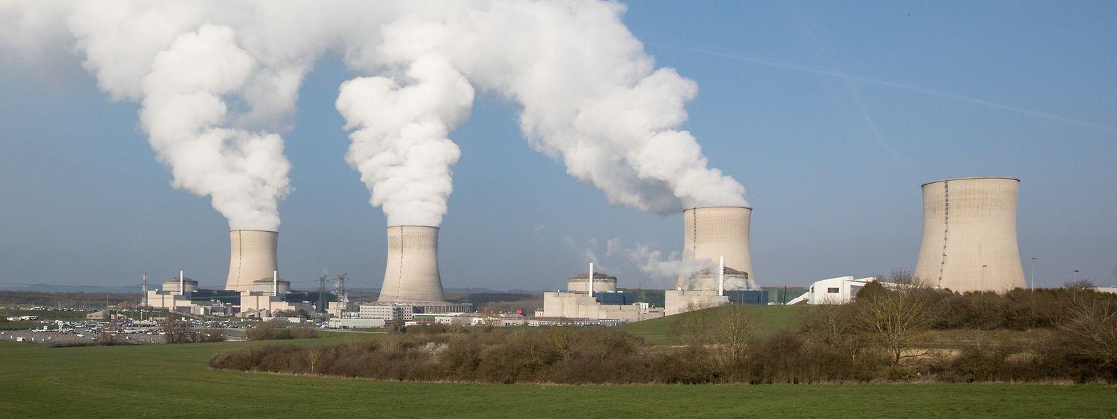 La centrale nucléaire de Cattenom a fêté ses 30 ans en 2016.