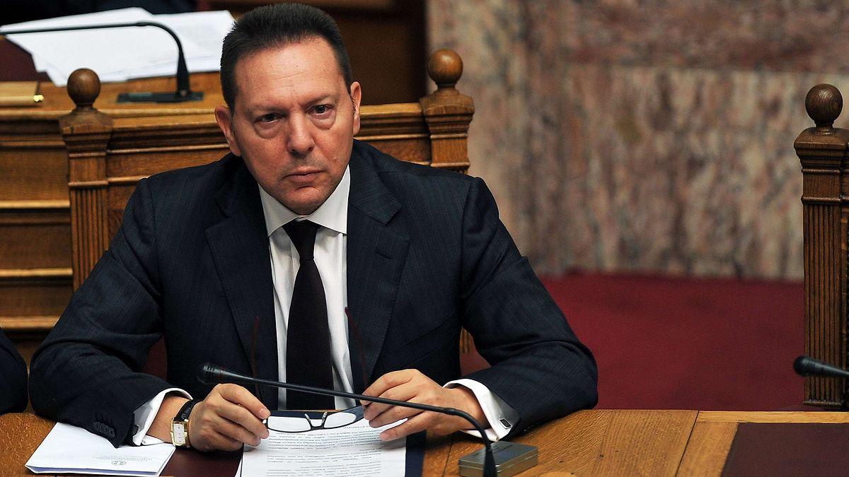 Bank of Greece's Governor Yannis Stournaras (AFP)