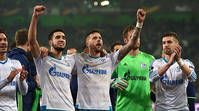 Schalke trifft in der Europa League auf Ajax Amsterdam.