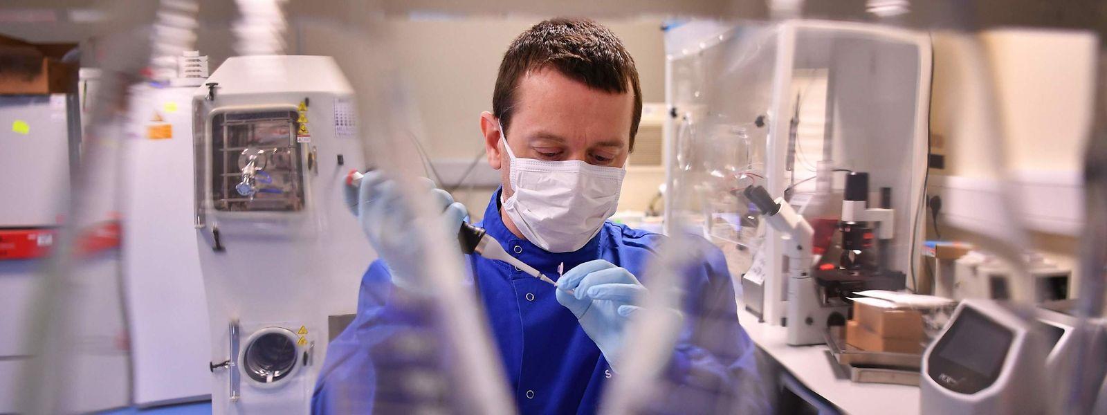 Le fait que des centaines de laboratoires, publics et privés, travaillent sur la recherche du vaccin devrait accélérer sa découverte.