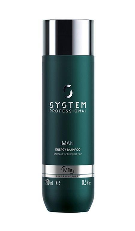 """Energy Shampoo"" von System Professional, 250 ml um 24 Euro."