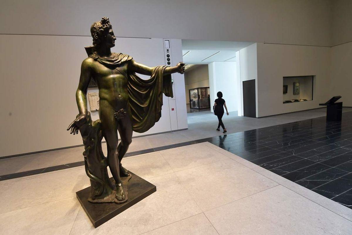 """""""Apollon du Belvédère"""" de Francesco Primaticcio"""