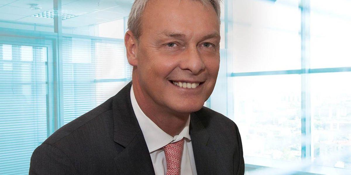 """Le Dr Hansjörg Reimer est """"Médecin coordinateur Processus Hospitalisation en Chirurgie"""" depuis janvier 2017 au CHEM"""