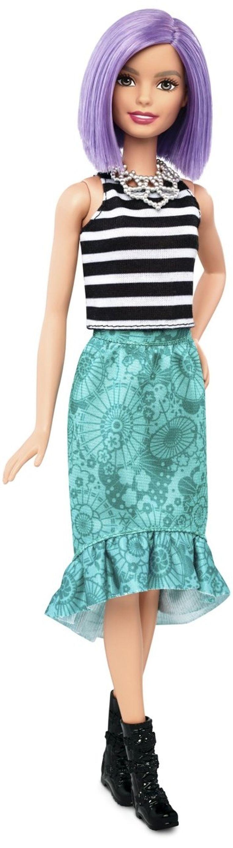 Barbie so wie wir sie kennen: Sie ist schmal und groß.