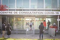 Das neue Testzentrum in Kirchberg wird vom nationalen Gesundheitslaboratorium LNS geleitet. Es soll die privaten Laboratorien entlasten.