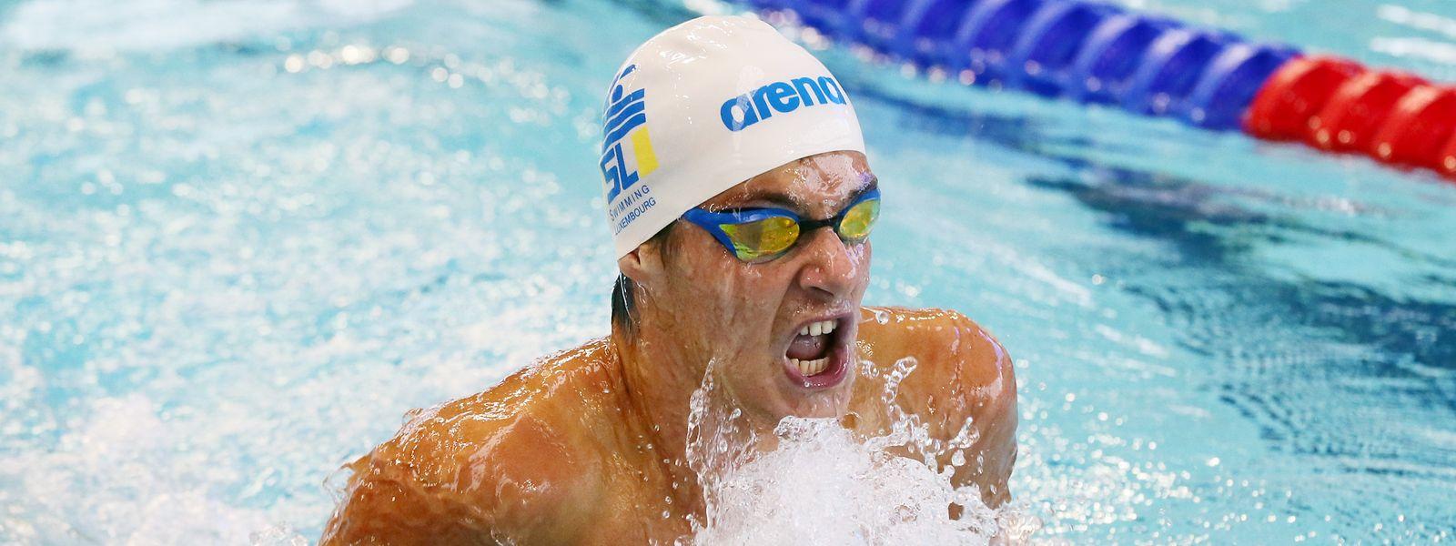 Pit Brandenburger ist einer der Elitekader-Athleten, die von den LIHPS-Strukturen im Hinblick der Olympischen Spiele 2020 profitieren.