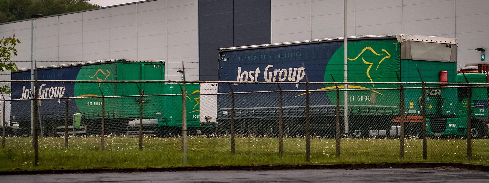La société Jost nie les accusations de concurrence déloyale et de dumping social dont elle est accusée. La justice belge a été saisie.
