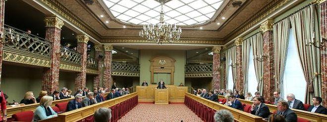 In Luxemburg ist der Frauenanteil im Parlament wesentlich geringer als in den Nachbarstaaten.