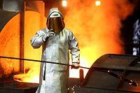 Die EU hat bereits Gegenmaßnahmen vorbereitet für den Fall, dass die Zölle in Höhe von 25 Prozent auf Stahleinfuhren und zehn Prozent auf Aluminium am 1. Mai in Kraft treten sollten.