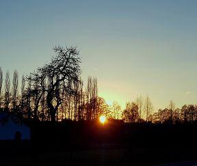 Sonnenënnergang