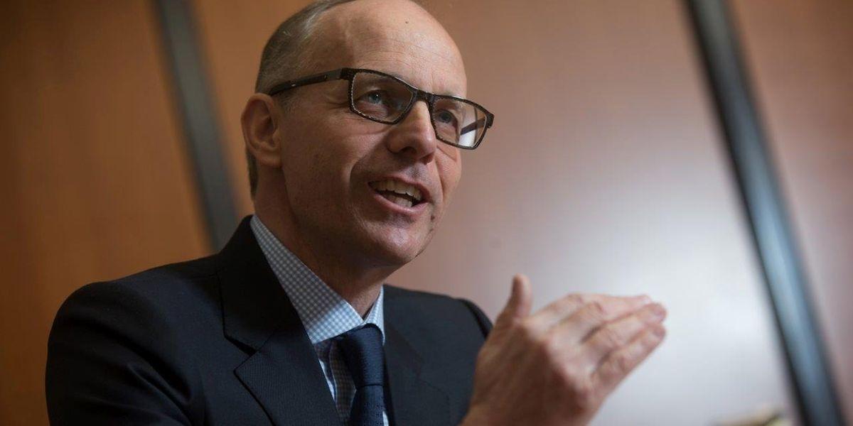 Luc Frieden übernimmt den Vorsitz des Verwaltungsrates von Saint-Paul Luxembourg.