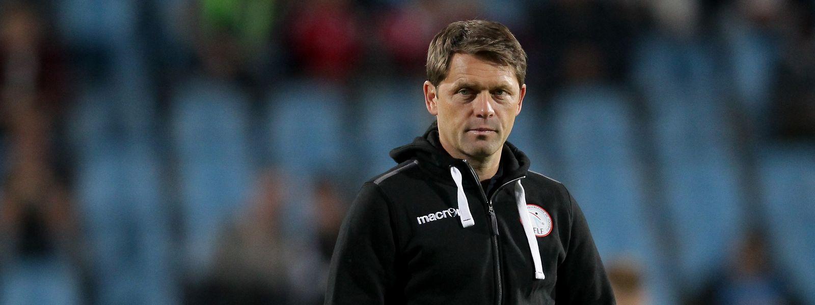 Nationaltrainer Luc Holtz kann mit dem Start in die Nations League nur zufrieden sein.