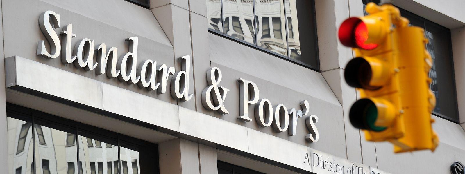 S&P (ehemals Standard & Poor's) ist der Marktführer unter den Ratingagenturen.