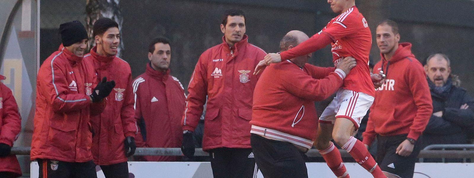 Kann RM Hamm Benfica für eine weitere Überraschung sorgen?