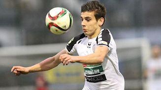 Artur Abreu quer chegar à equipa principal do Vitória de Guimarães