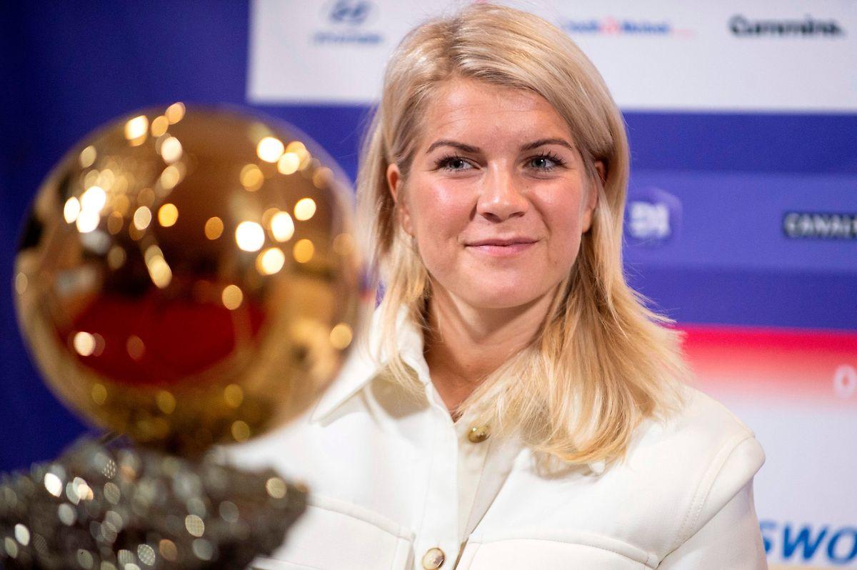 """Ada Hegerberg läuft """"wegen der geringen Wertschätzung"""" nicht mehr für ihr Heimatland Norwegen im Nationalteam auf."""
