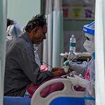 Covid-19. Índia ultrapassa pela primeira vez 4.000 mortos em 24 horas