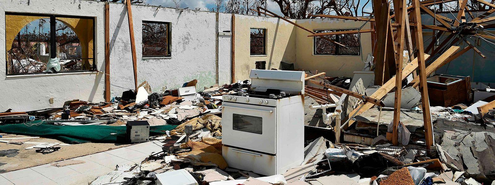13.000 Häuser wurden schwer beschädigt.